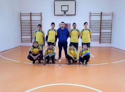 ОУ ,Бачо Киро спечели общинските ученически игри по баскетбол  - Изображение 1