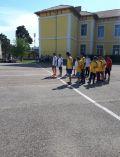 Представителна изява на групата по интереси Футбол по Проект Твоят час - ОУ Бачо Киро - Бяла черква